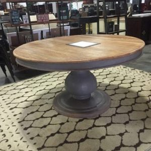 """60"""" Round Foyer Table"""
